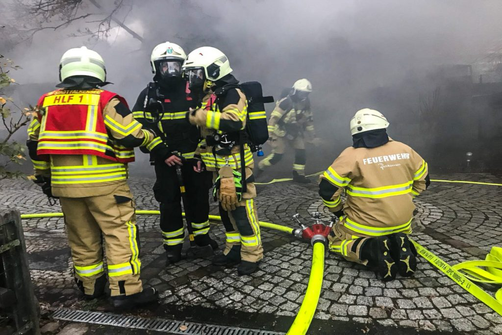 Brand Nebengelass - A-Trupp